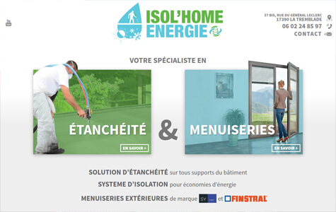 Isol'Home Energie
